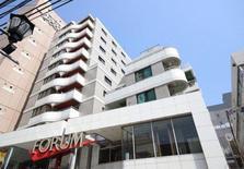 日本东京都港区六本木1居室高级公寓