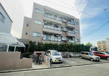 日本大阪市平野区超大土地公寓整栋
