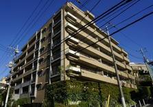 日本东京都目黑区大冈山3居室公寓