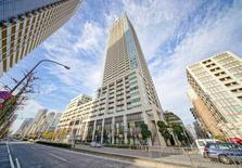 日本东京都中央区月岛3居室高级塔楼公寓