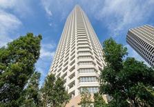 日本东京都新宿区西新宿2居室高级塔楼公寓