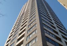 日本新宿区新宿3居室塔楼公寓