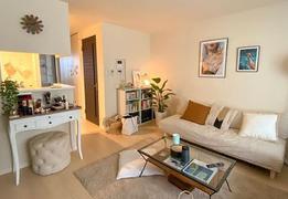 39平米日本单间公寓,轻松营造治愈心灵的度假氛围