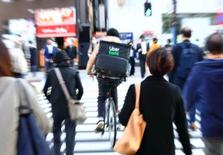 日本外卖配送员成热议话题,大家最在意的是什么?